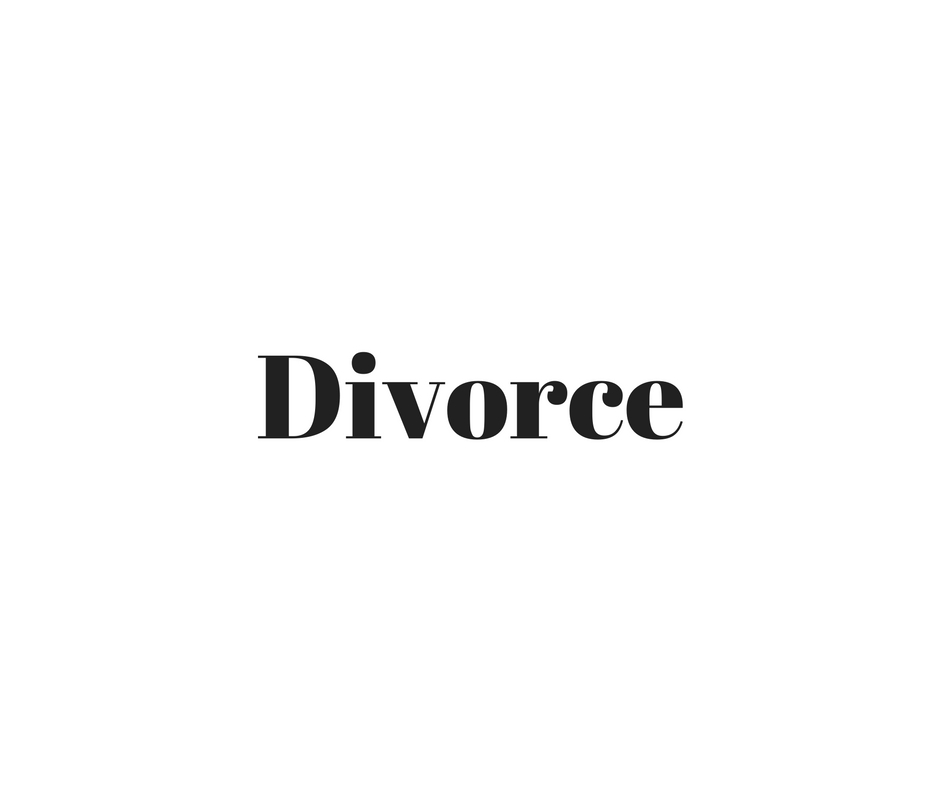 selling a house during divorce in DC, Maryland & Virginia