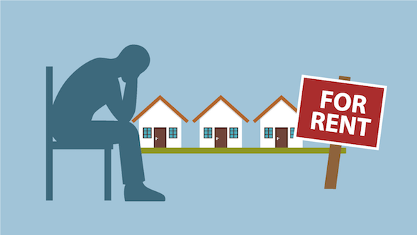 tired of being a landlord in Los Angeles
