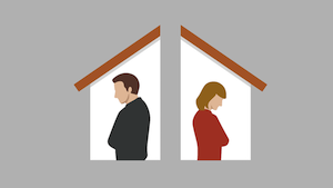 selling a house during divorce in Comal, Guadalupe, and Bexar Counties