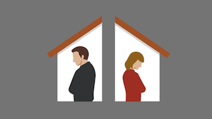 selling a house during divorce in Southeast Michigan